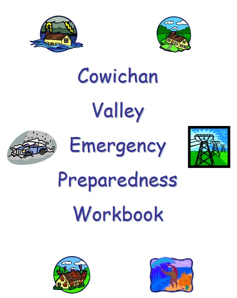CVRD Emergency Preparedness