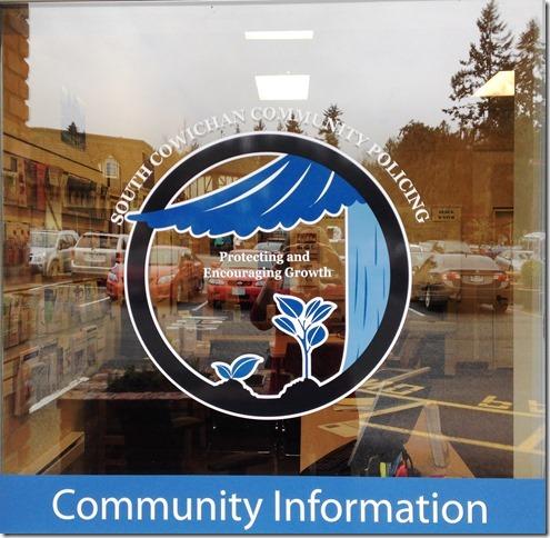 Community Info banner