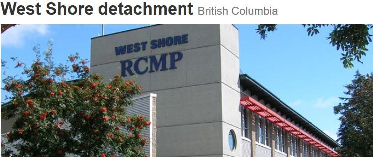 WestShore RCMP