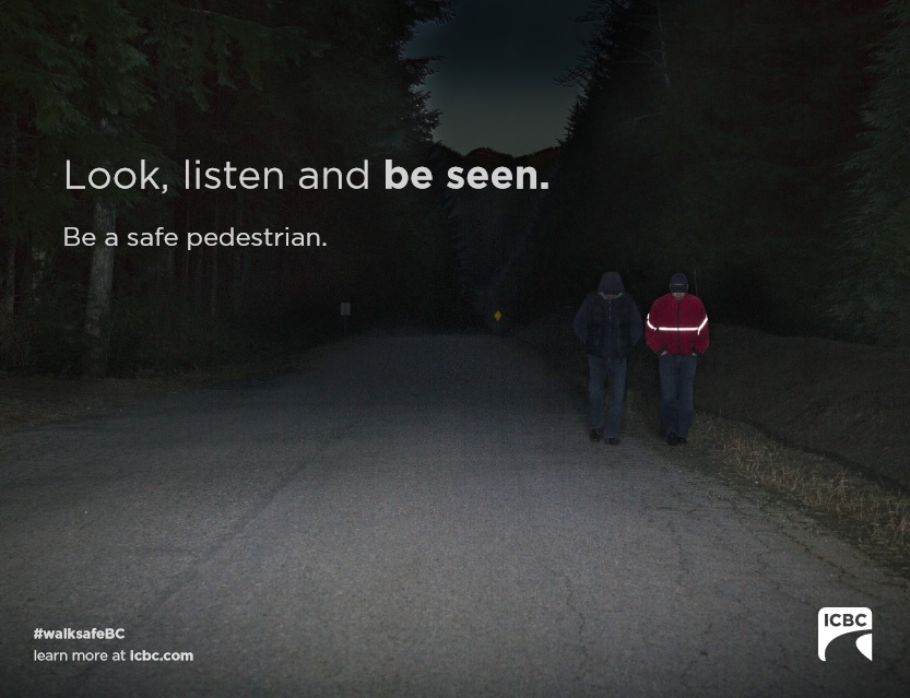 be safe be seen visible safety