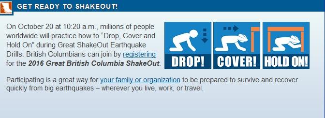 earthquake drop cover hold shake quake