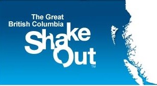 SHAKE OUT DROP COVER HOLD EARTHQUAKE
