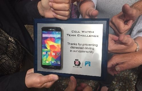 ICBC Cell Watch Award