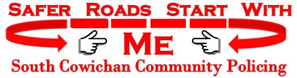 Safer Roads Start With Me
