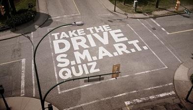 ICBC Drive SMART Quiz