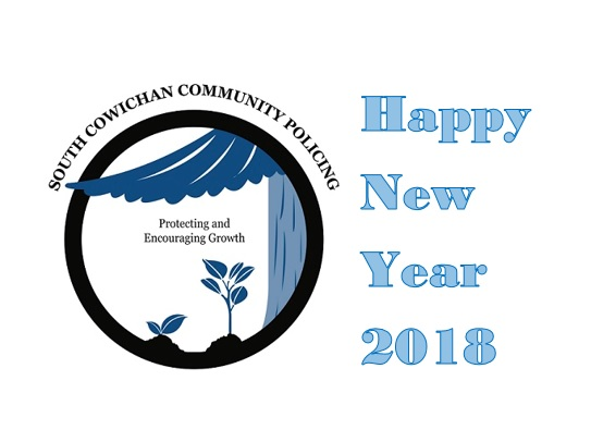 Wishing You All A Happy Healthy And Safe 2018 South Cowichan