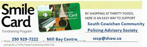 SCCPAS Thrity Foods Smile Card