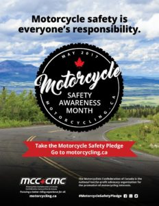 Motor Cycle Safety Awareness Month