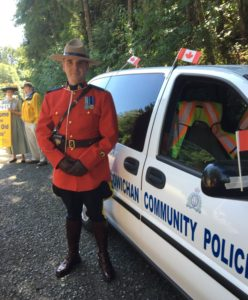 RCMP Canada Day 2017