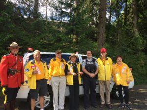 Speed Watch Volunteers