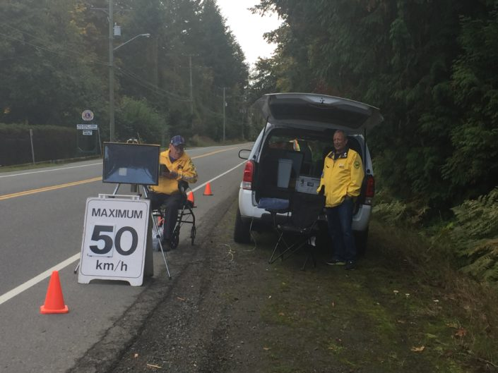 Speed Watch South Cowichan