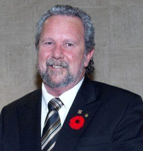 SCCPAS President Bob Collins