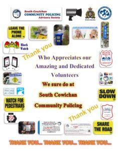 Volunteer Appreciation 2019 SCCPAS