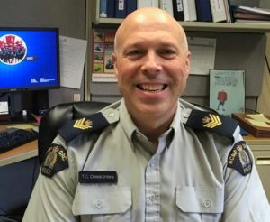 Sgt Tim Desaulniers