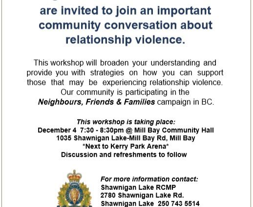 Victim Services Friends & Family