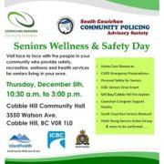South Cowichan Seniors Network