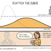 Flatten the Curve 2